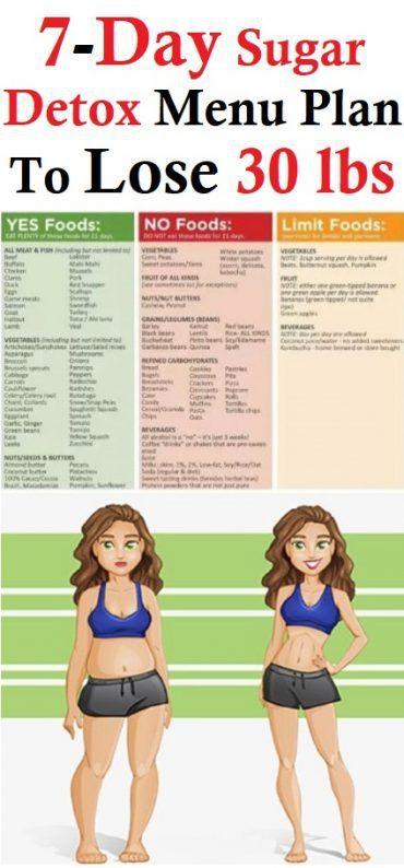 30 lbs in 30 days diet plan