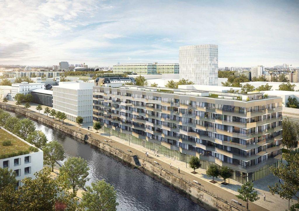 Luxuswohnungen Berlin neubau berlin luxuswohnungen im kunstcus premium immobilien