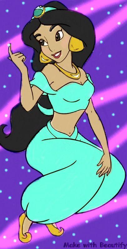 Princess Jasmine. :)