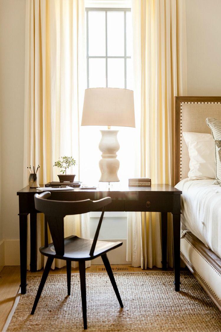 Gracious Guest Bedroom Decorating Ideas: Craftsman Home Interiors, Guest Room Decor, Home Decor
