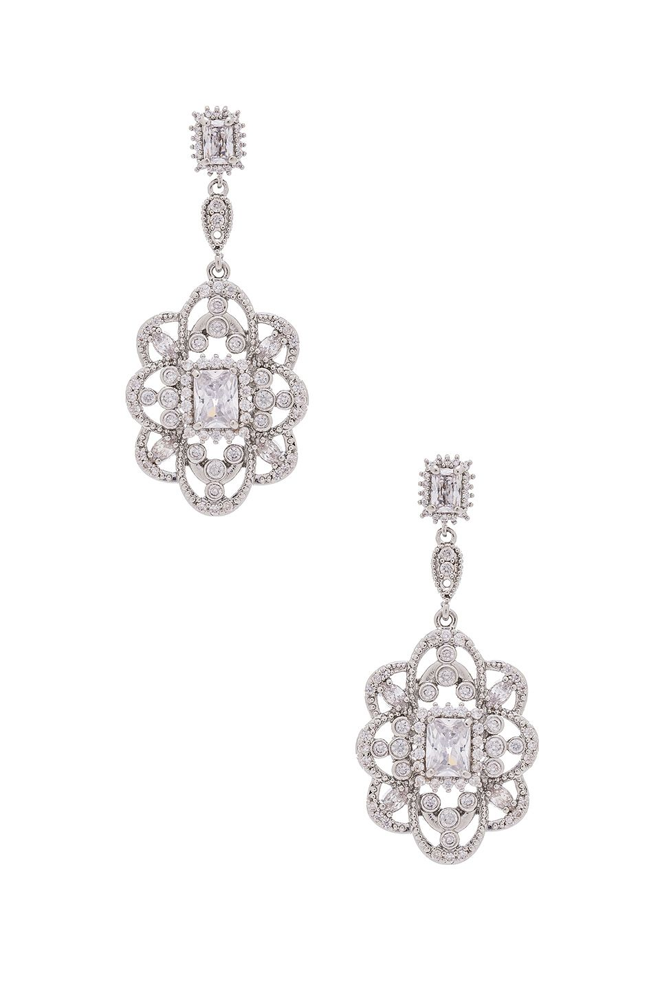 Samantha Wills Summer Afterglow Earrings in Silver