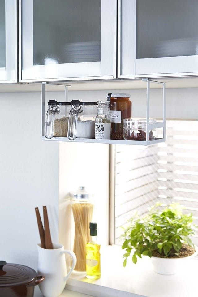 small kitchen workhorses 8 barely there but crazy useful storage solutions small kitchen on kitchen organization small space id=13299