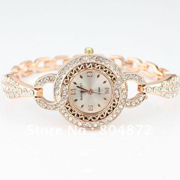 Elegant,Fashion,font,b,Quartz,b,font,Wrist, · Ladies Gold WatchesWrist