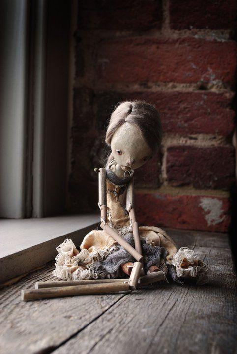 doll by Cheekie Bottoms