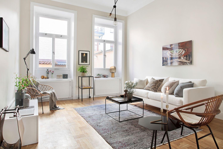 Alla bilder - Sigtunagatan 16, bv | Living spaces | Pinterest ...