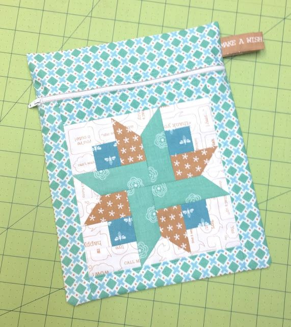 Hello cute people!   I have something fun to share with you today:)     I am sew excited about the    Sweetie Pie Sew Along    and I de...