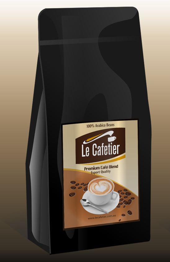 The Food Wholesalers -  Le Cafetier Premium Blend (5kg) Catering Bag., $120.00 (http://www.thefoodwholesalers.com.au/le-cafetier-premium-blend-5kg-catering-bag/)
