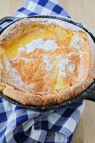 Photo of Dutch Baby Puff Pancake