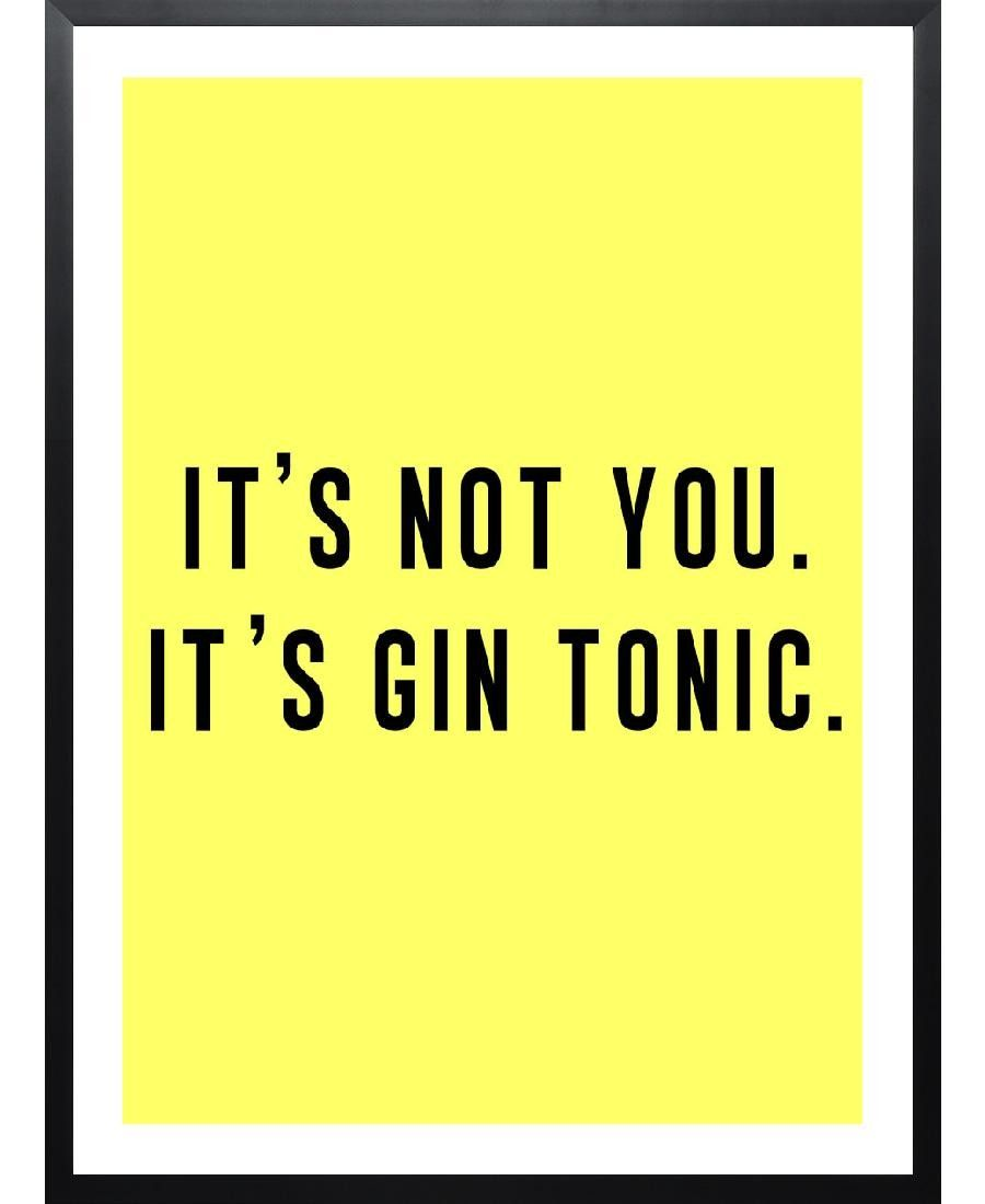 gintonic VON Wasted Rita now on JUNIQE!