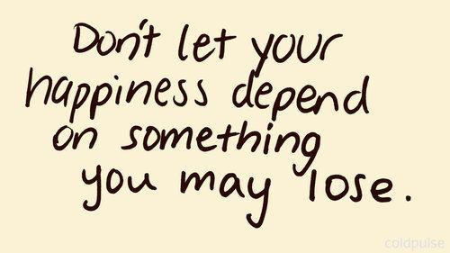 Felicidade...<3