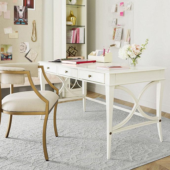 Kelley Desk Ballard Designs Stylish Office Decor Home Office Furniture Office Furniture Collections