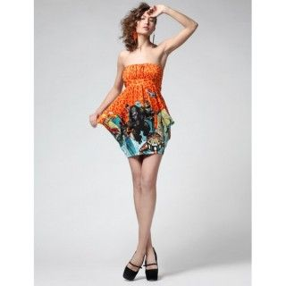 King Kong Dress In The City   $122.00