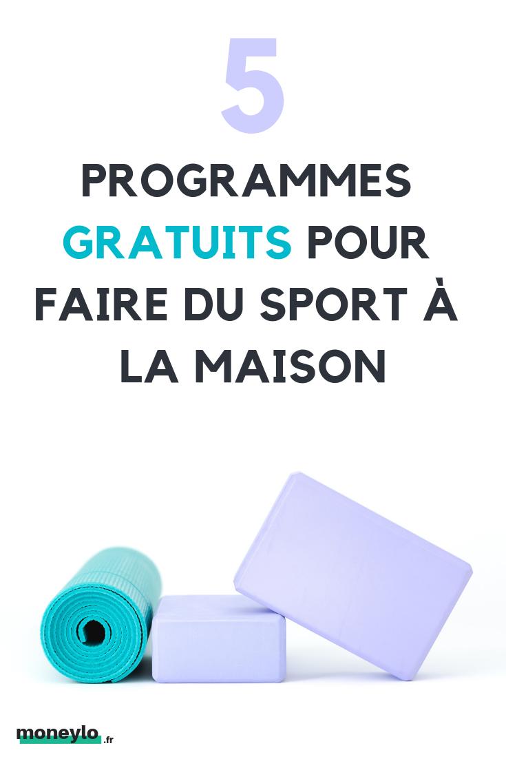 Sport à la maison 5 programmes de sport gratuits à