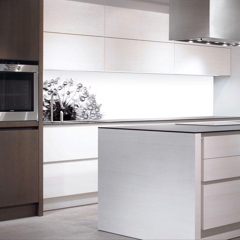 Details zu Küchenrückwand Glas, Spritzschutz, Nischenrückwand, Motiv - küchenrückwand glas preis