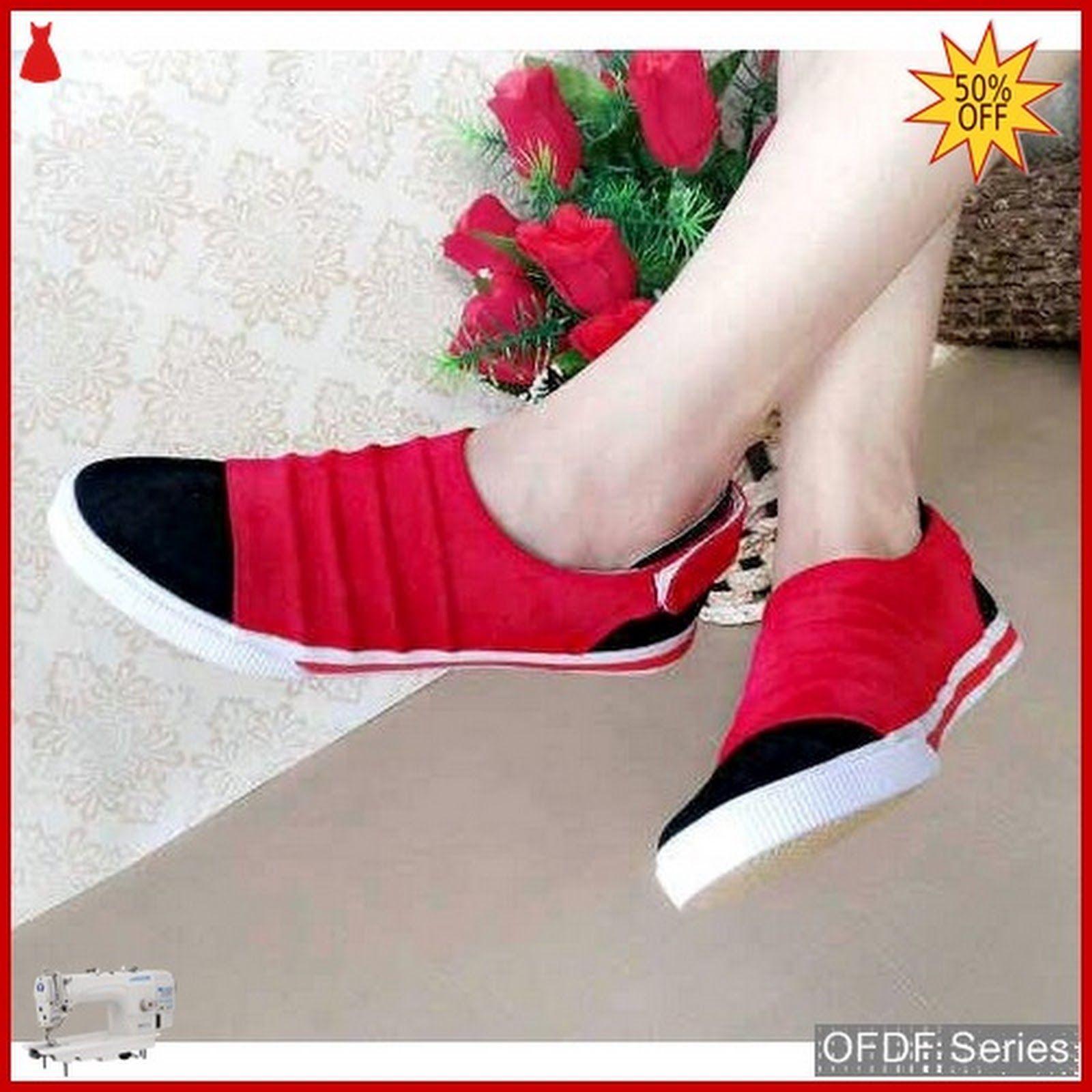 OFDF228 Sepatu Sneakers Cantik Kets Jolyn warna Sepatu