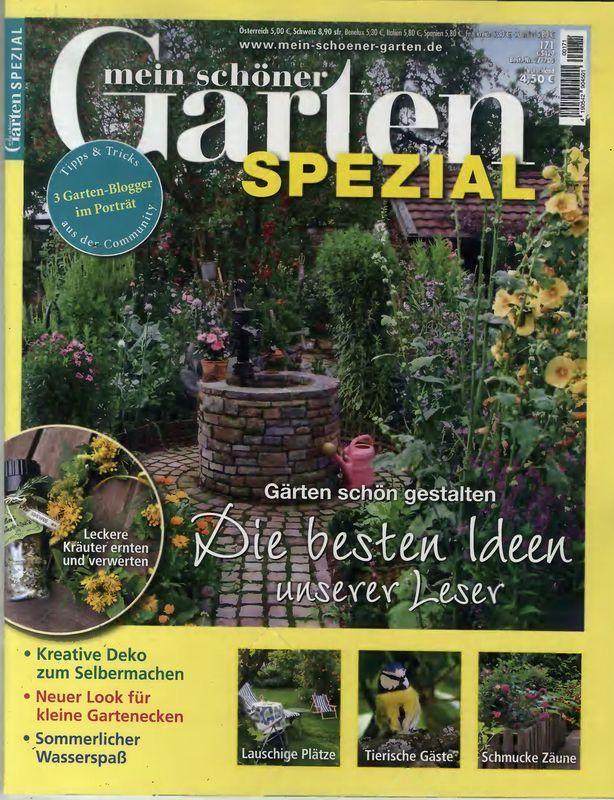 Mein Schöner Garten Spezial 1712017 Die Besten Ideen Magazine