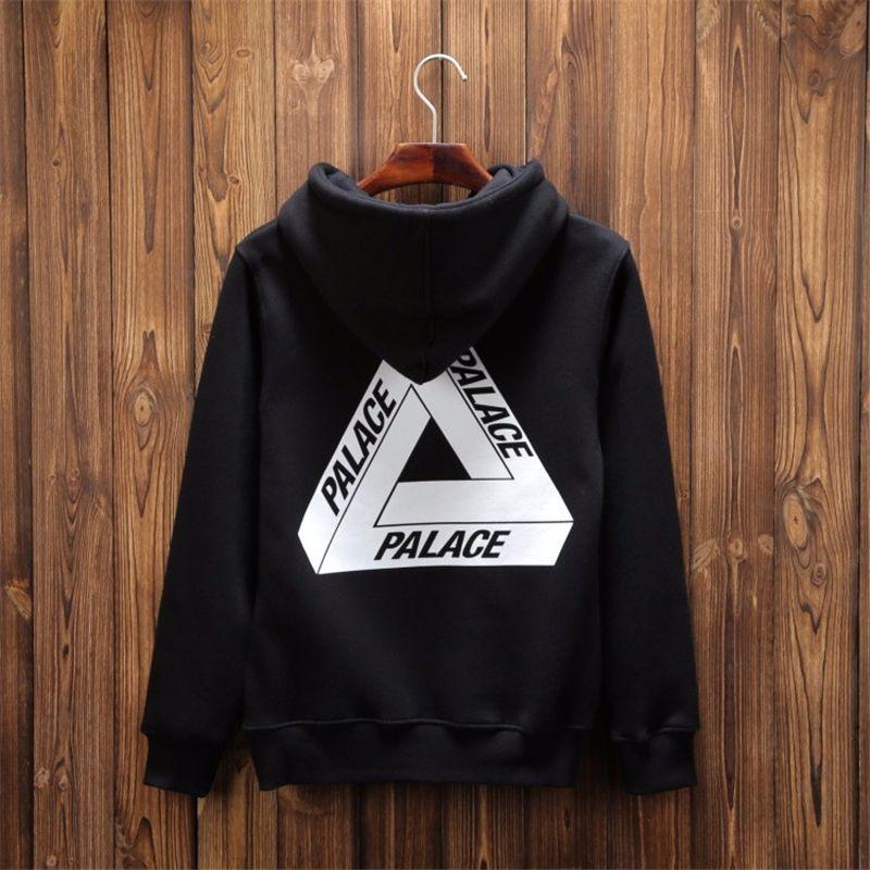High Quality 2016 Mens Palace Skateboards Hoodie Male 100% Cotton Triangle  Sweat Palace Sweatshirt Palace · Sweats À Capuche Pour ...