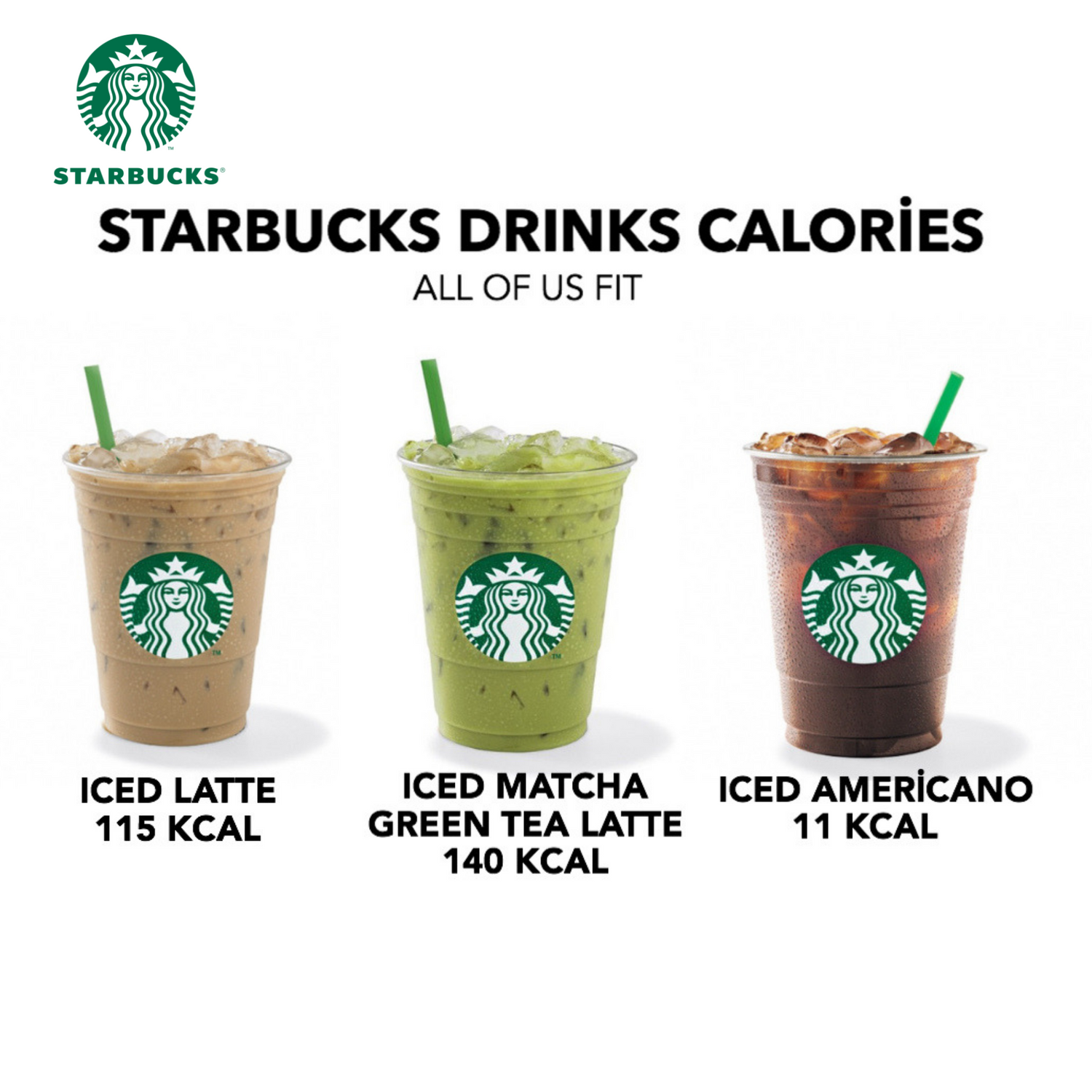 STARBUCKS COFFEE CALORİE Detox juice, Coffee calories