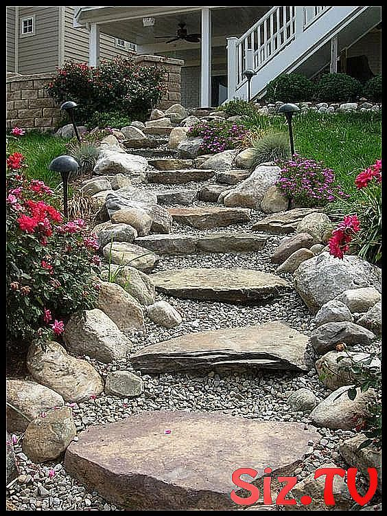 Photo of Image result for natural garden path slope Image result for natural garden path …