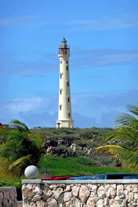 California Lighthouse Aruba Gimme Travels Pinterest