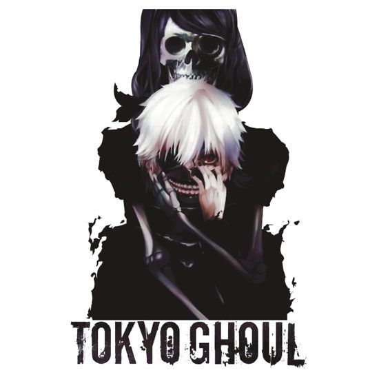 Anime: TOKYO GHOUL - Kaneki & Rize
