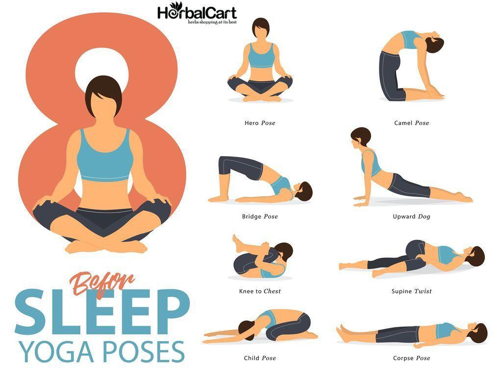 where are sleep aid yoga