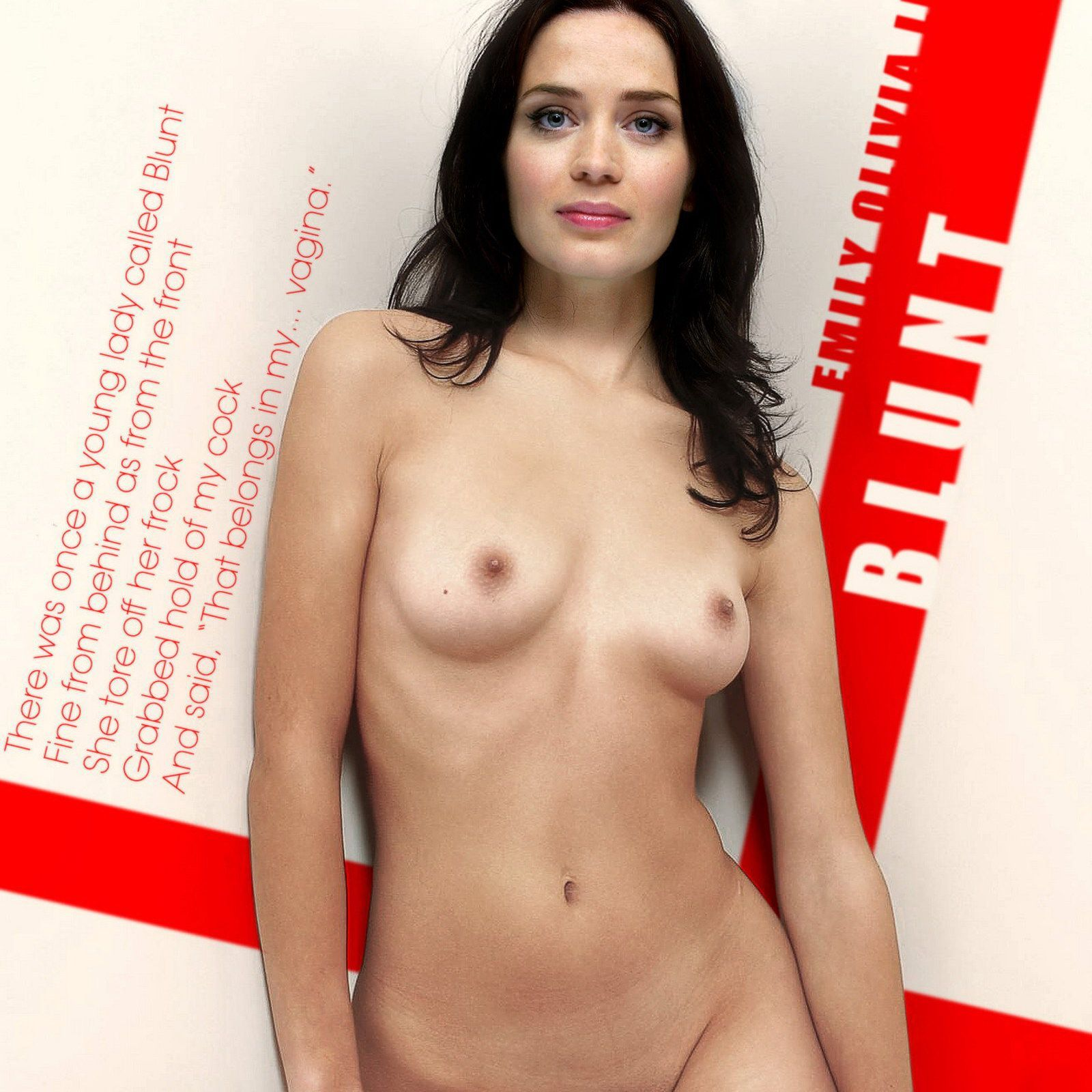 Thought Emily blunt pink pussy fuck topic, pleasant