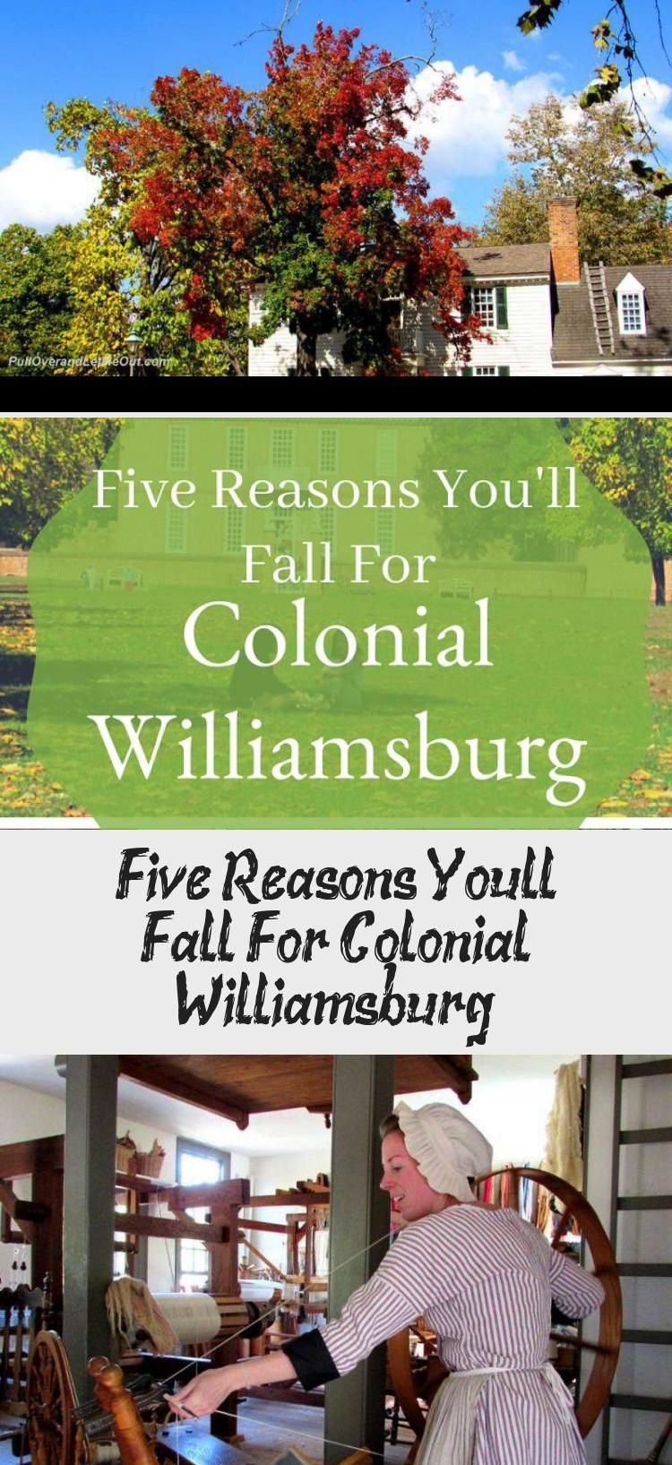 Five Reasons You Ll Fall For Colonial Williamsburg In 2020 Colonial Williamsburg Romantic Travel Romantic Travel Europe