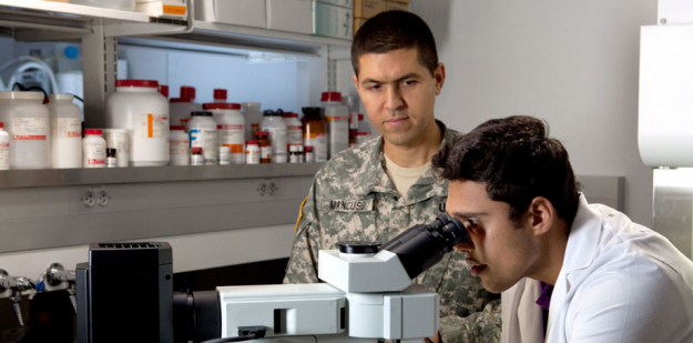 Opportunities for a medical career in the U S  Army are HUGE