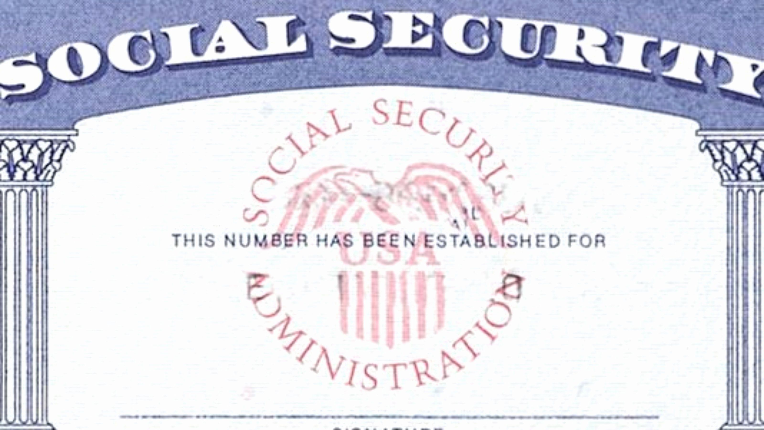 Social Security Card Template Photoshop Awesome 7 Social Security Card Template Psd Soc Trading Card Template Social Security Card Free Business Card Templates