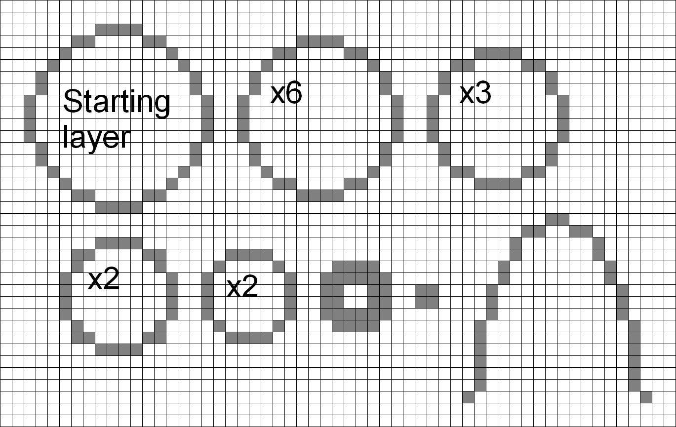 . minecraft eiffel tower blueprints   Google Search   Riley