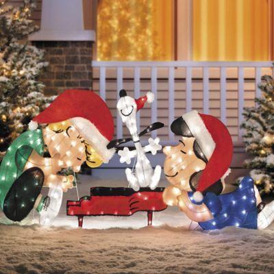 Peanuts Christmas Decorations in 2018 Halloween Fun Pinterest