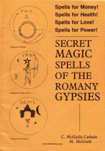Secret Magic Spells Of The Romany Gypsies Free Pdf E Book Mystical
