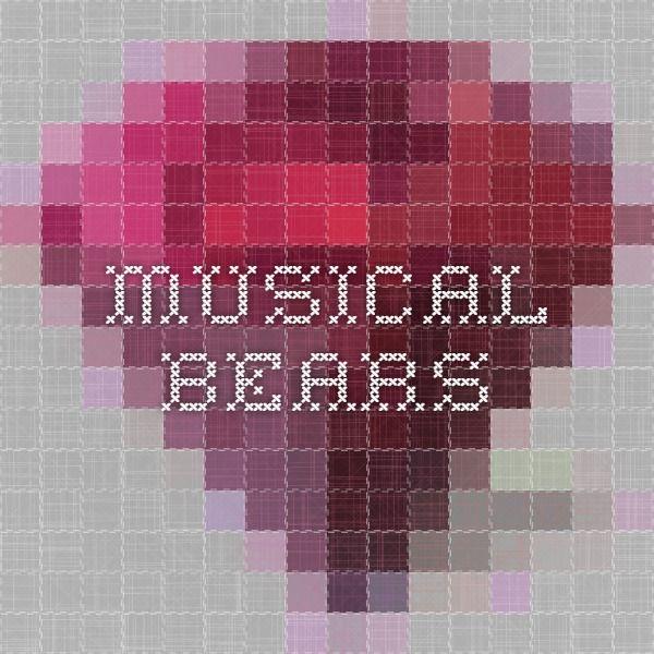 Musical Bears