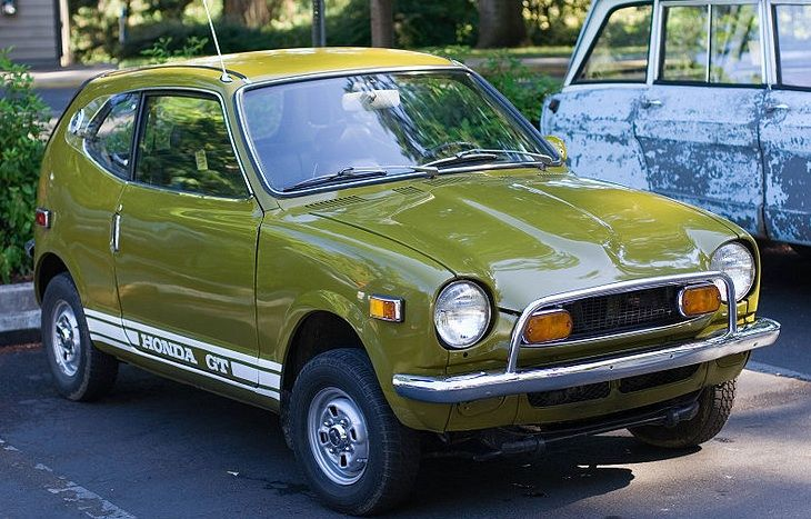 Honda Z   Small cars, Japanese cars, Honda models