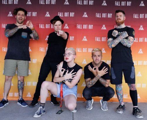 Fall out boy meet and greet photos google search fob pinterest fall out boy meet and greet photos google search m4hsunfo
