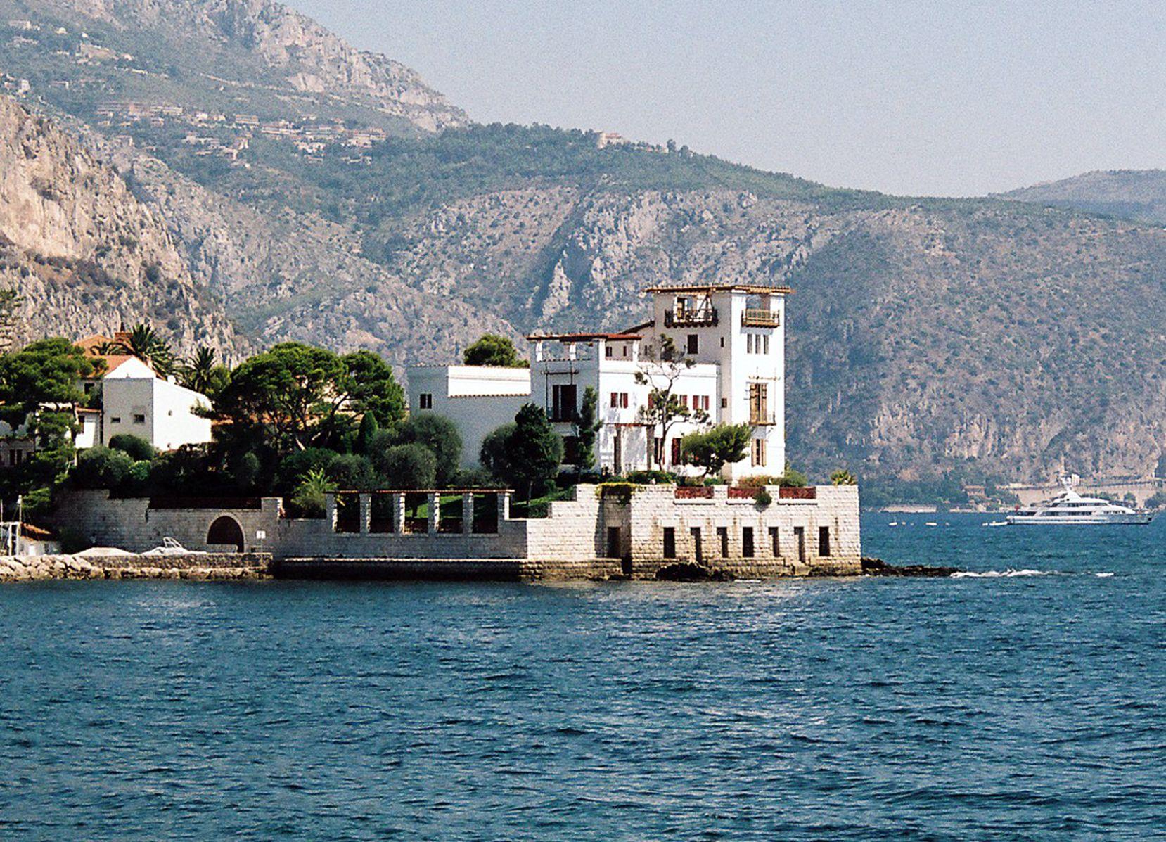 villa kerylos in beaulieu cote dazur france europe