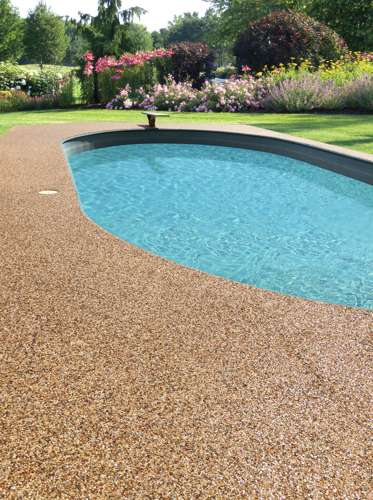At Nature Stone We Create Gorgeous Pool Decks Call Us Today At