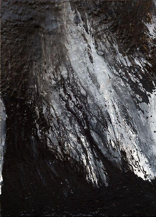 Dark Sea Painting By Werner Knaupp Formica Laminate