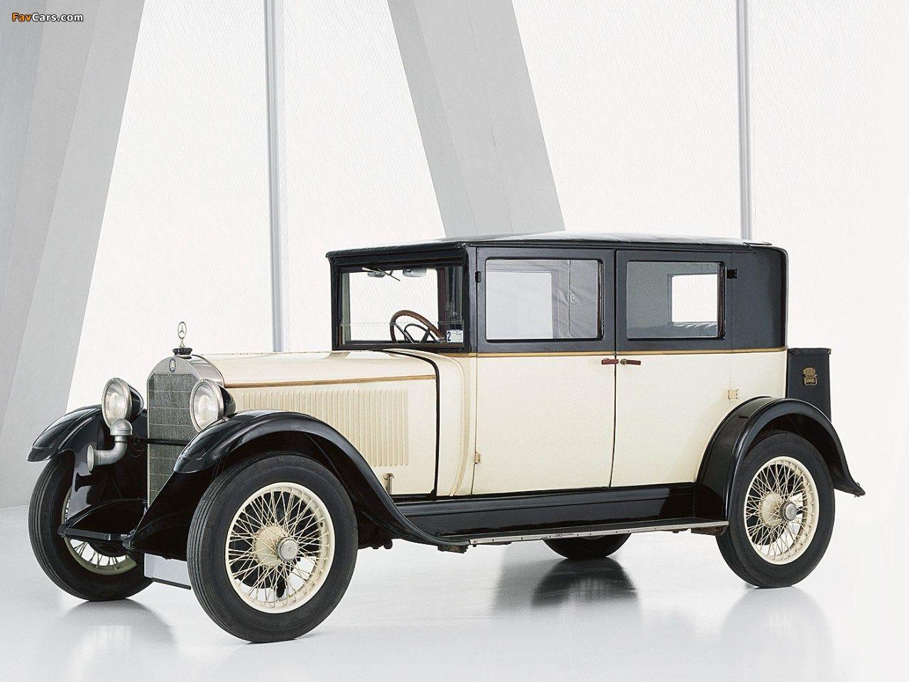 Mercedes-Benz 8/38 HP (W02) 1926-36 photos (1280x960 ...