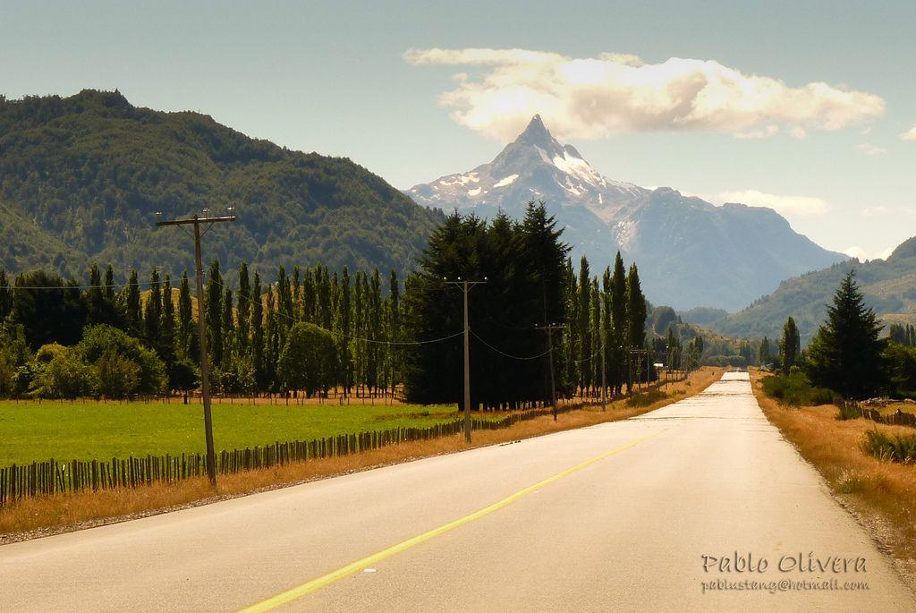 Villarrica Chile Paisajes Del Sur De Chile Temuco