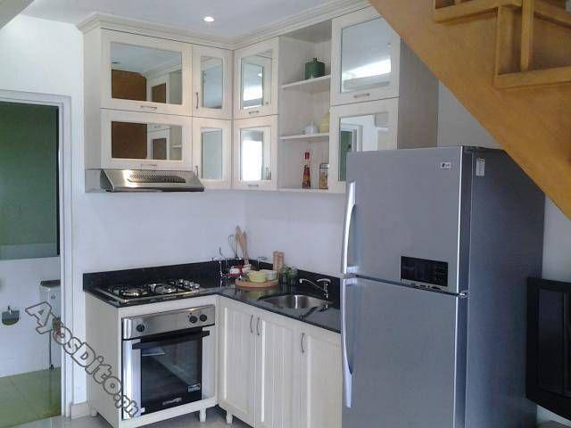 White kitchen cabinets | reana | Pinterest | Kitchens, Granite ...