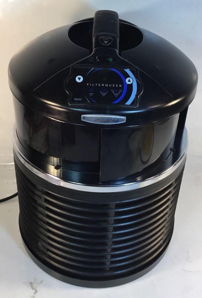 Filter Queen Defender Hepa Air Purifier Am 4000 Filterqueen Hepa Air Purifier Hepa Purifier