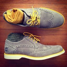 Men's Earthkeepers® Stormbuck Lite Brogue Oxford Shoe #timberland