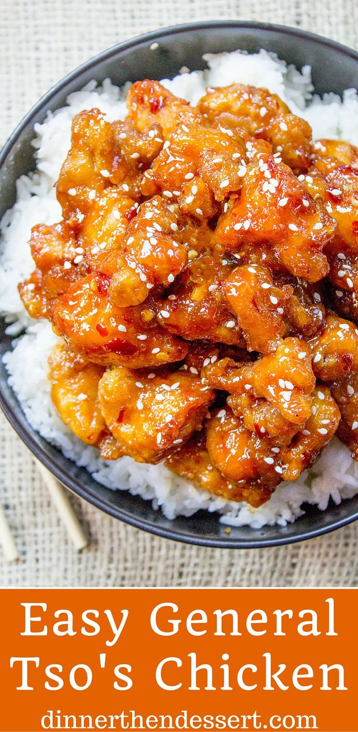General tsos chicken is a favorite chinese food takeout choice general tsos chicken is a favorite chinese food takeout choice that is sweet and slightly spicy forumfinder Images