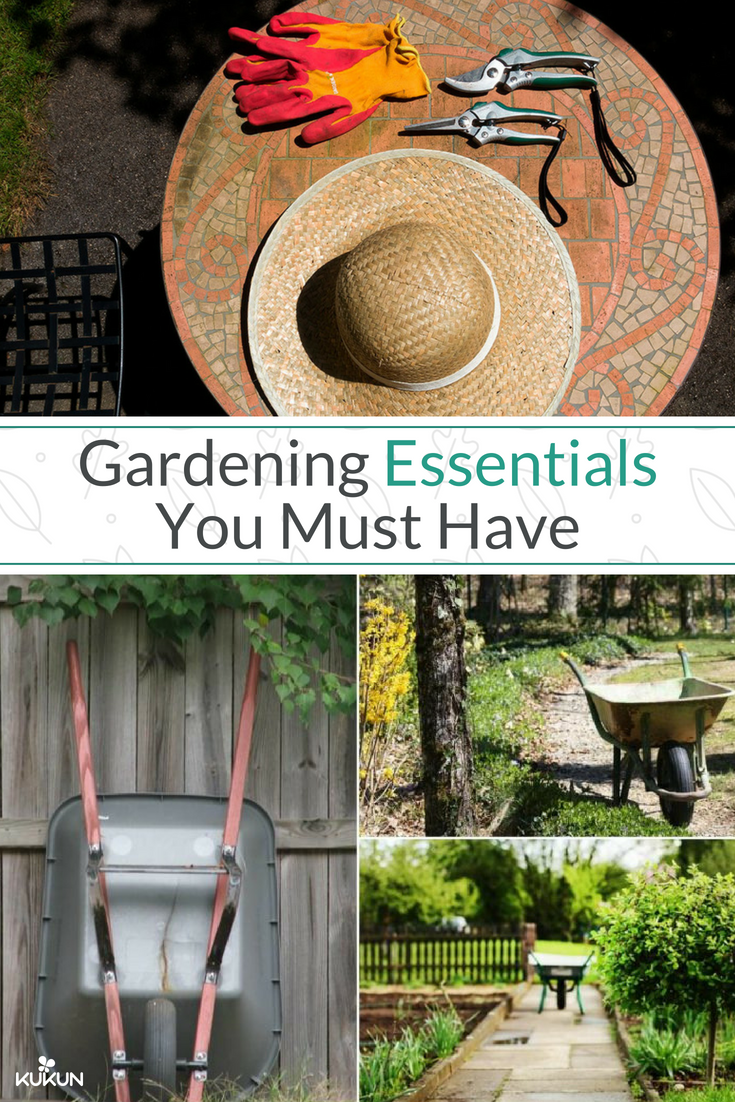 The Essential Shopping Guide For Keeping Your Garden Alive Kukun