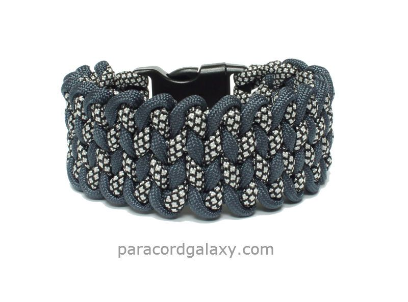 Manta Ray paracord bracelet tutorial | Paracord Project