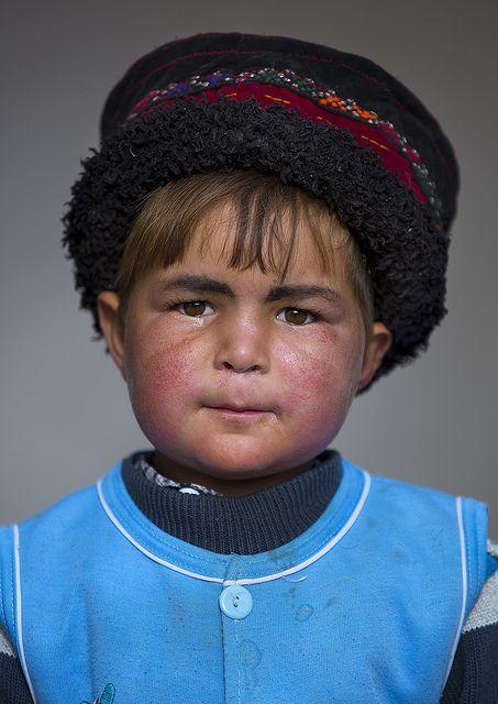 tajik kid (tashkurgan, xinjiang, china) | eric lafforgue, via Flickr