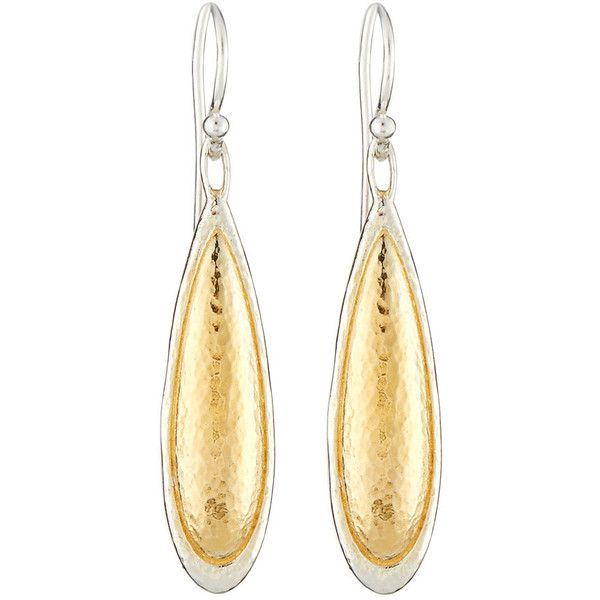 Gurhan Amulet Elongated Teardrop Earrings bLXnN2
