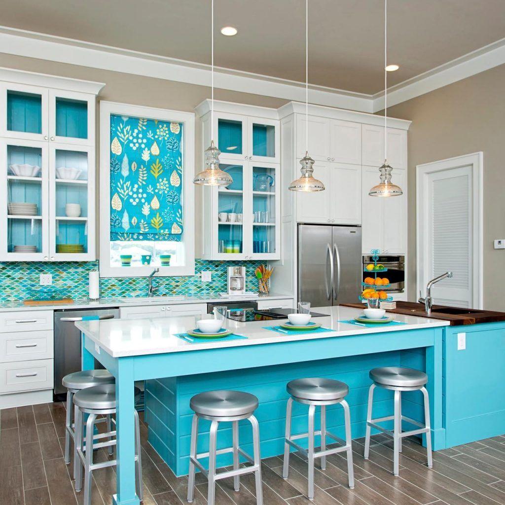 beach style kitchen decor | http://avhts | pinterest | kitchens